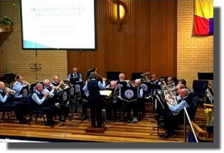 Bundamba Salvation Army Concert. 8 Sep 2018